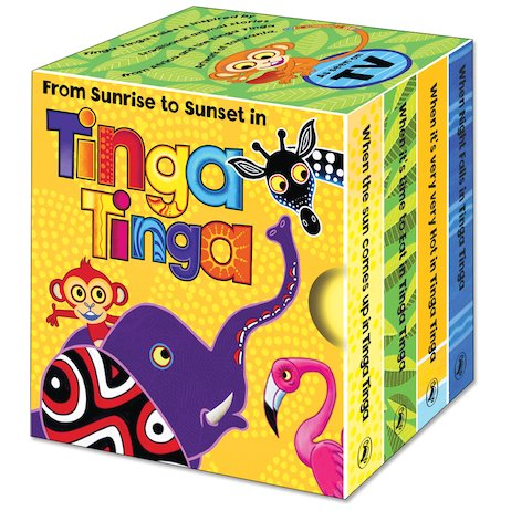 Tinga Tinga Tales: Little Library