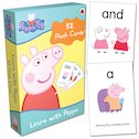 Peppa Pig: Learn with Peppa Flash Cards
