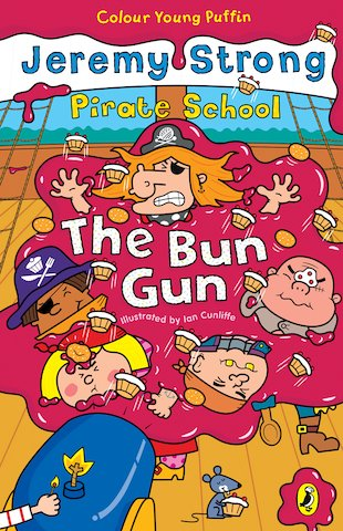 Pirate School: The Bun Gun