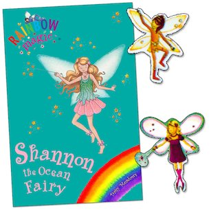 Rainbow Magic: Shannon the Ocean Fairy