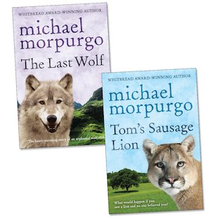 Michael Morpurgo Animal Pair