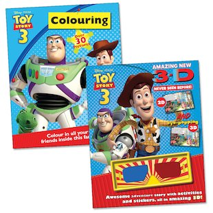 Toy Story 3 Pack