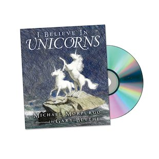 I Believe in Unicorns: Book and CD