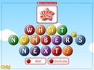 What number's next? – maths interactive whiteboard game