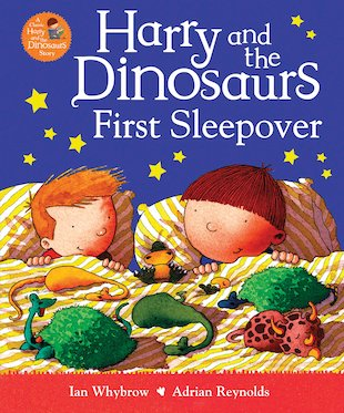 Harry and the Dinosaurs: First Sleepover