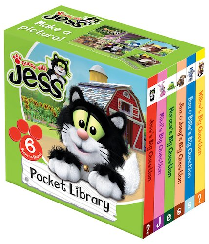 Guess With Jess: Pocket Library