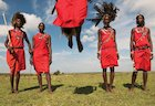 African dancing © Sergio Pitamitz/www.robertharding.com