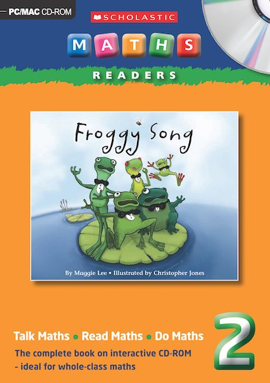 Froggy Song CD-ROM