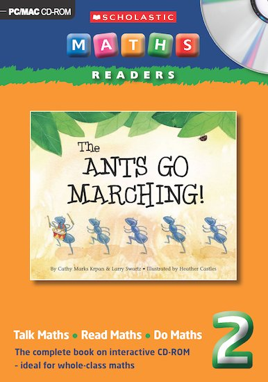 The Ants Go Marching! CD-ROM