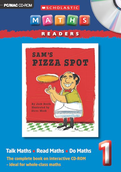 Sam's Pizza Spot CD-ROM