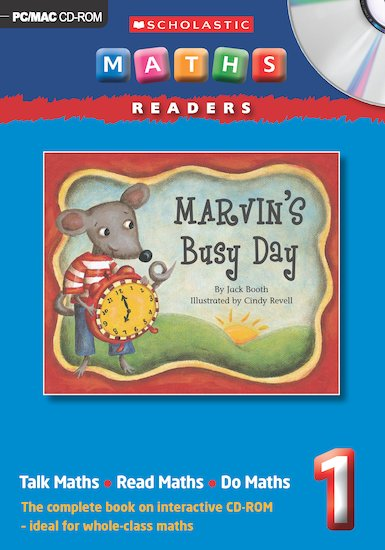 Marvin's Busy Day CD-ROM