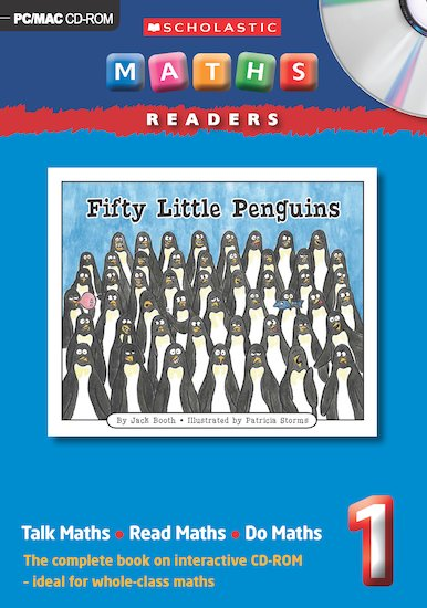 Fifty Little Penguins CD-ROM