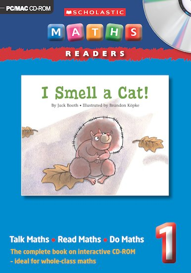 I Smell a Cat! CD-ROM