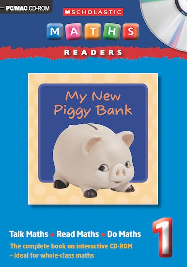 My New Piggy Bank CD-ROM