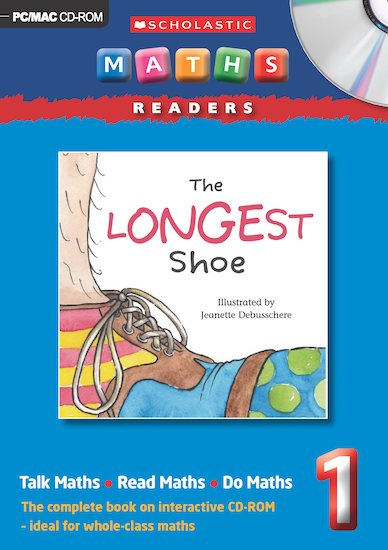 The Longest Shoe CD-ROM