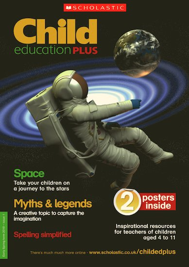 Child Education PLUS Early Spring term 2010 - Issue 1