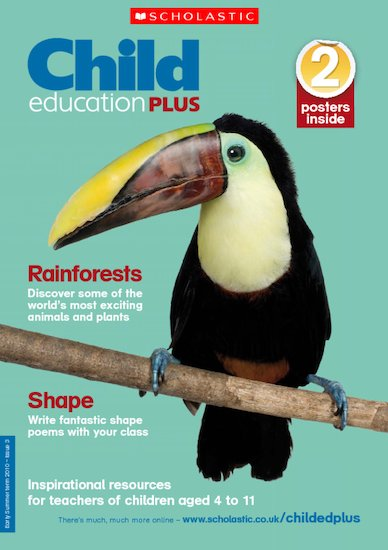 Child Education PLUS Early Summer term 2010 - Issue 3