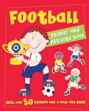 Football Sticker and Activity Book