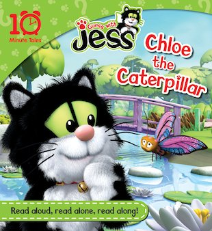 Guess With Jess: Chloe the Caterpillar
