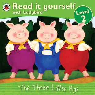 Read It Yourself: The Three Little Pigs