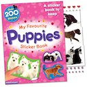 My Favourite Puppies Sticker Book