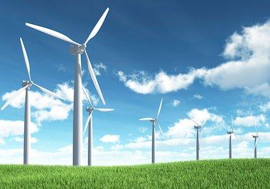 Windmills ©chromatika/istockphoto.com