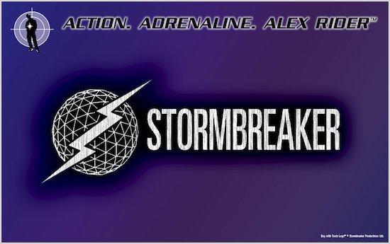 Stormbreaker Wallpaper
