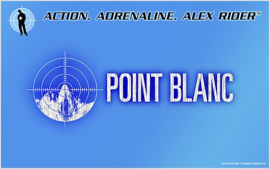 Point Blanc Wallpaper
