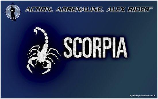 Scorpia Wallpaper