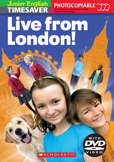 Live from London! (with DVD)