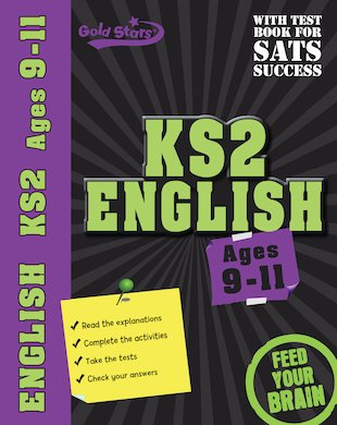 Gold Stars KS2 English: Ages 9-11