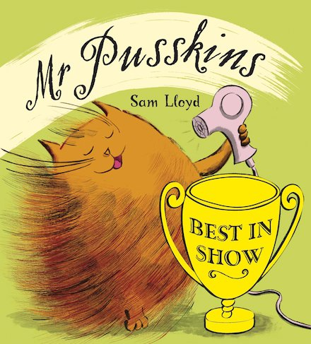 Mr Pusskins: Best in Show
