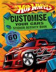 Hot Wheels: Customise Your Cars Sticker Activity Book