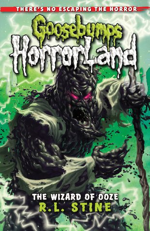 HorrorLand: The Wizard of Ooze