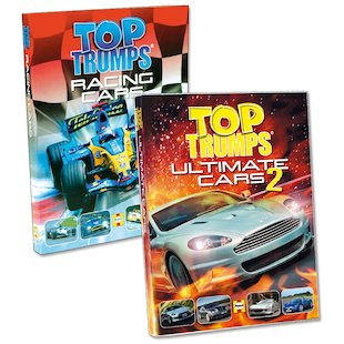 Top Trumps: Cars Pair