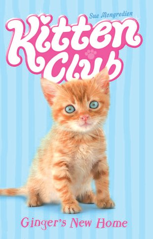 Kitten Club: Ginger's New Home