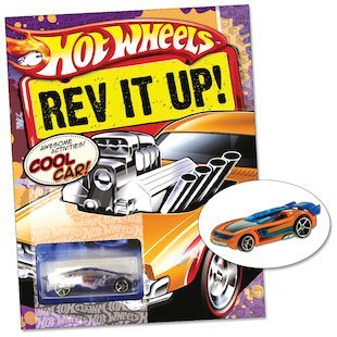 Hot Wheels: Rev It Up!