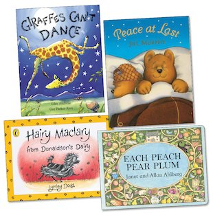 Award-Winning Authors Board Book Pack