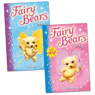 Fairy Bears Pair: Dizzy and Sunny
