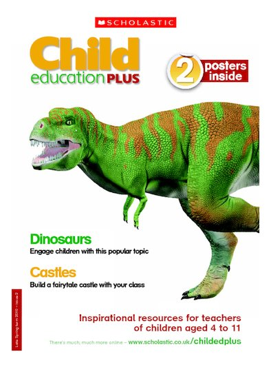 Child Education PLUS Late Spring term 2010 - Issue 2