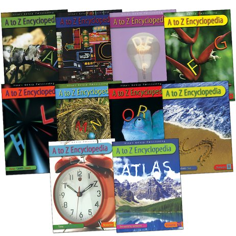 A-Z Encyclopedia Set