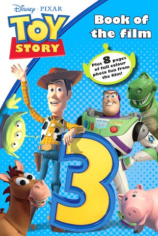 Toy Story 3: Book of the Film