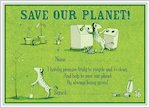Save Our Planet certificate
