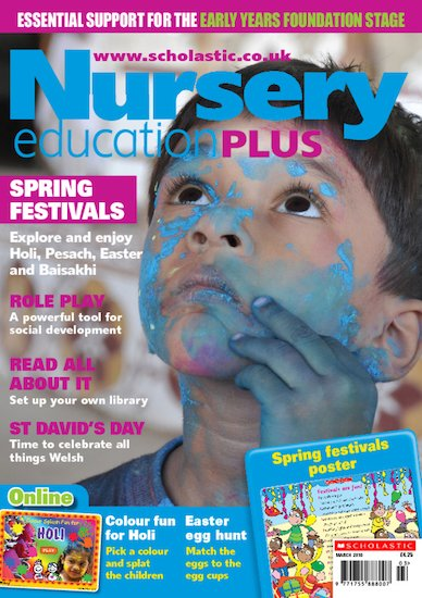 Nursery Education PLUS March 2010