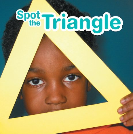 Maths Readers Reception: Spot the Triangle x 6