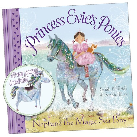 Princess Evie's Ponies: Neptune the Magic Sea Pony