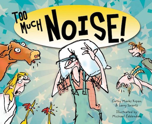 Maths Readers Year 2: Too Much Noise! x 6