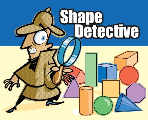 Maths Readers Year 2: Shape Detective x 6