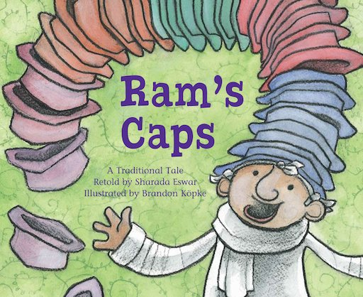 Maths Readers Year 2: Ram's Caps x 6