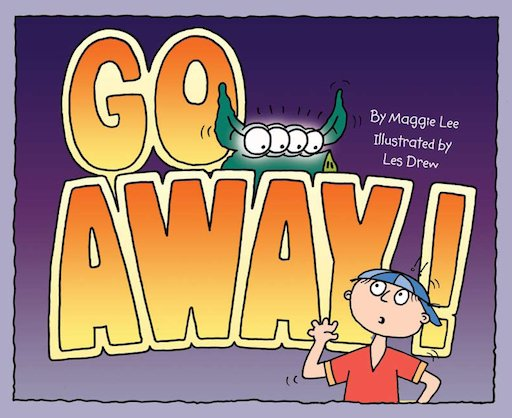 Maths Readers Year 2: Go Away! x 6